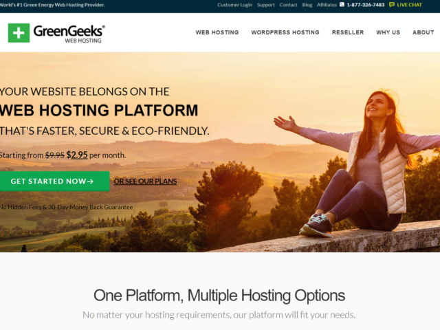 The Pros And Cons of Using GreenGeeks Hosting Service